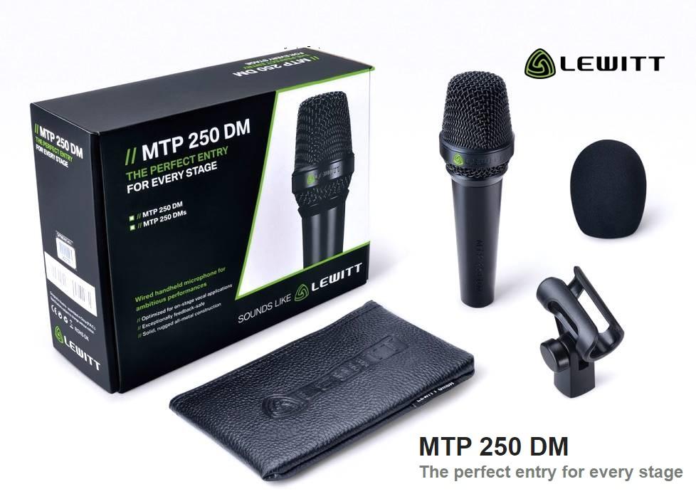 Lewitt mtp 250 dm