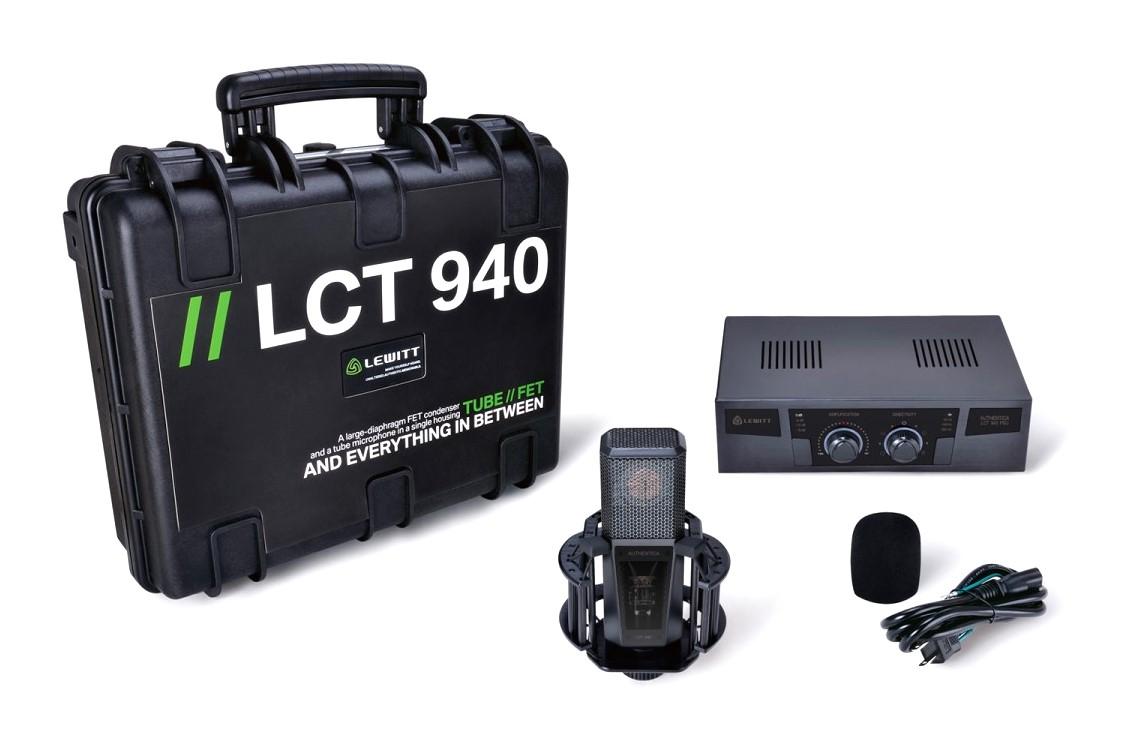 Lewitt Lct 940
