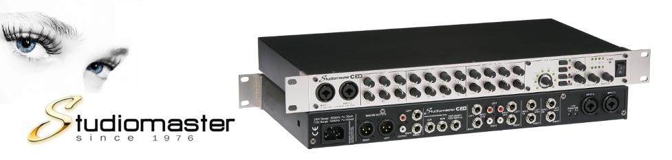 Studiomaster  C3 / C3X