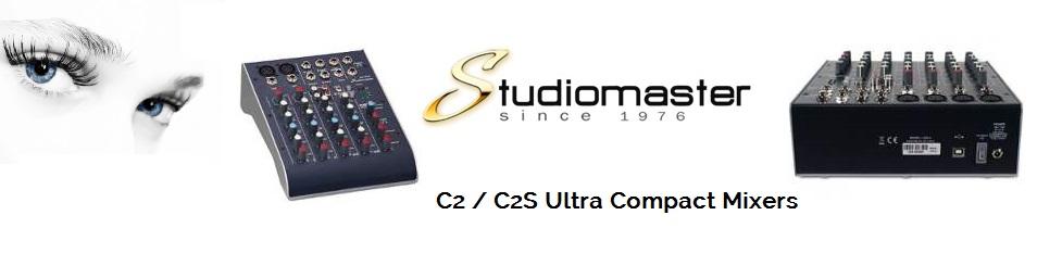 Studiomaster C2 / C2S