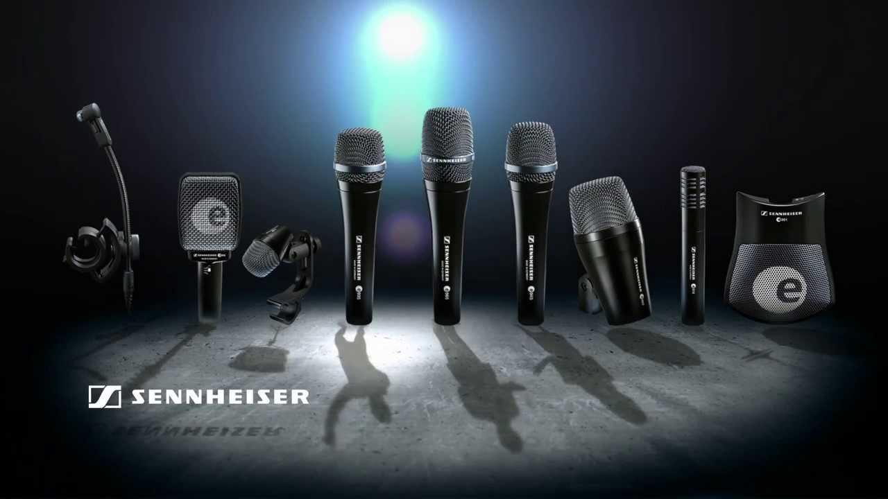 Sennheiser Instrument Microphones