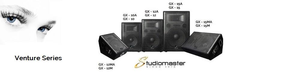 Studiomaster Venture Series